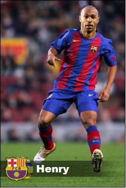 Henry til Barca