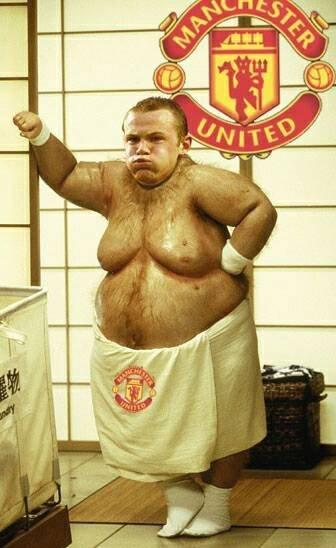 Rooney Fat Bastard