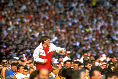 Dalglish stýrir Liverpool gegn Everton í bikarúrslitunum 1989