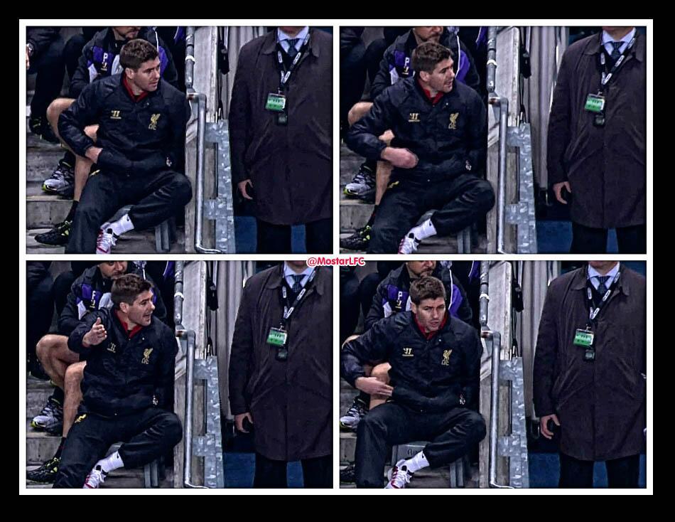 Gerrard bekkur