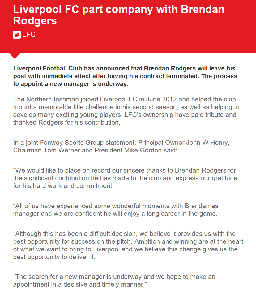 Rodgers rekinn