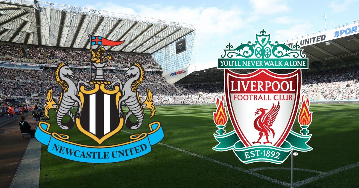 Liverpool Newcastle